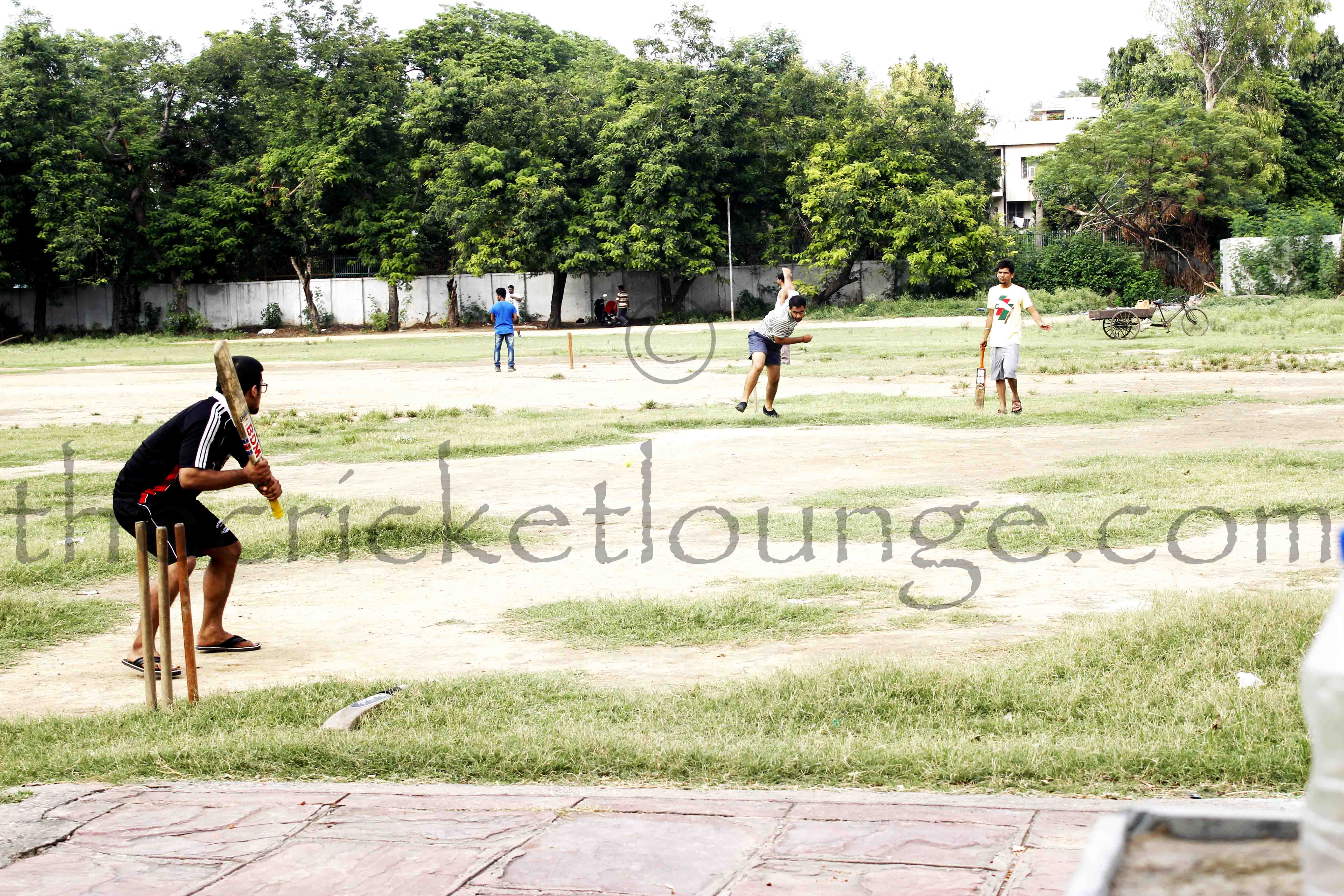 Gully cricket (by thecricketlounge.com)