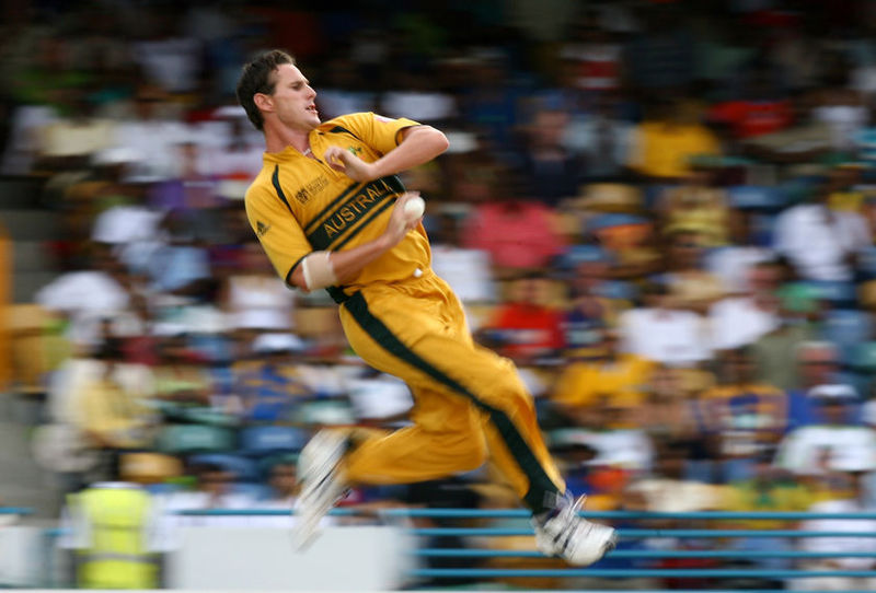 Shaun Tait is set to make a comeback