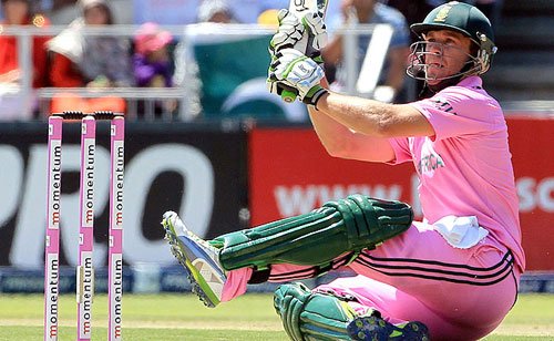 Australian win marred by stairwell fight between Warner and De Kock