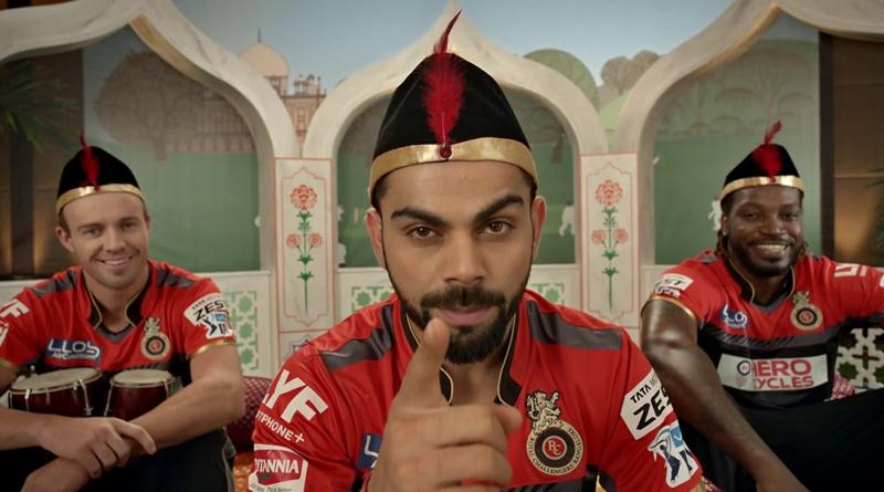 Britannia-5050-Virat-Kohli-Chris-Gayle-and-AB-de-Villiers-in-funny-Qawwali-dress