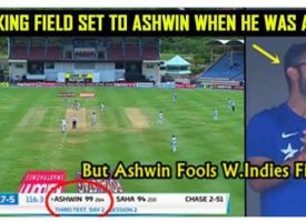 VIDEO: This is how Ravichandran Ashwin reached his fourth Test hundred