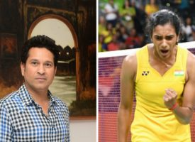 Sachin Tendulkar to gift a luxury BMW car to PV Sindhu