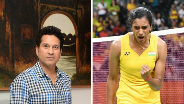 Delhi government felicitates Olympic medallist Sindhu, Sakshi