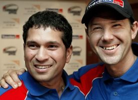 Ricky Ponting picks his 'All Time XI'