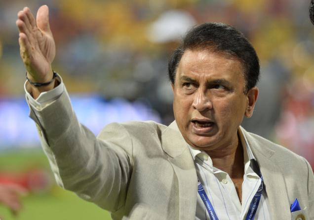 sunil gavaskar denied entry