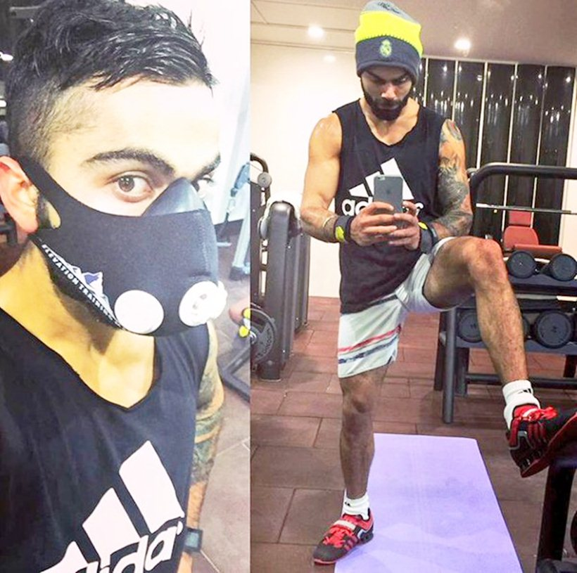 virat kohli fitness secret