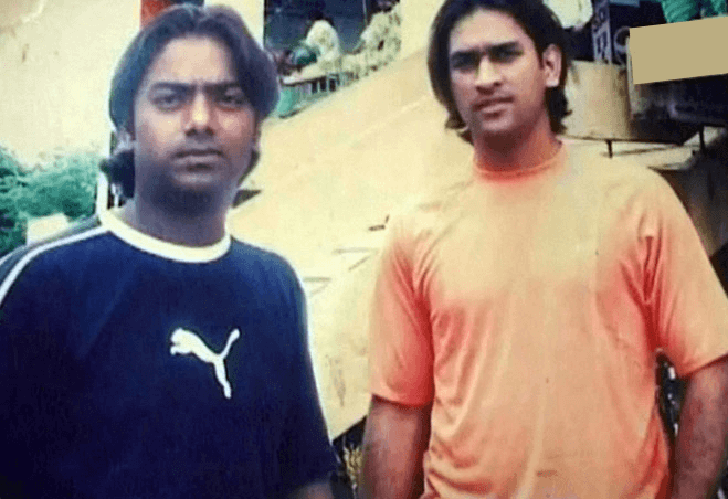 The Tragic Story Of Dhoni's Friend Santosh, The Inventor Of The Helicopter Shot