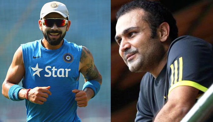 essay on virender sehwag Exclusive | sourav ganguly, virender sehwag disagree over india's opening combination for first test against england while former india captain outrightly excluded dhawan from his playing eleven.