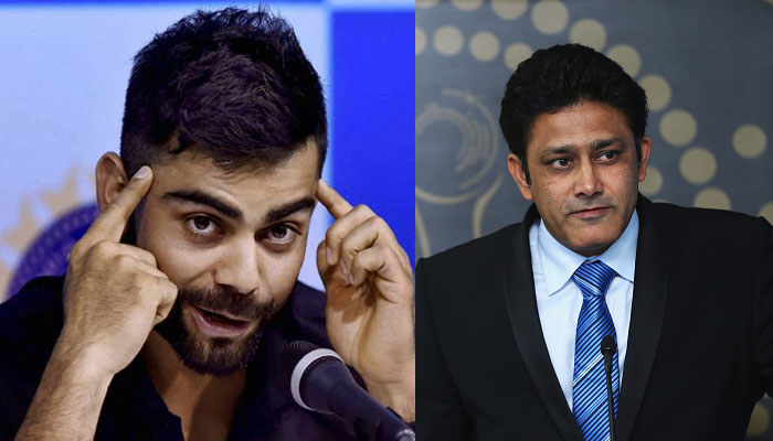 How Kohli told Sehwag he can not become the India coach