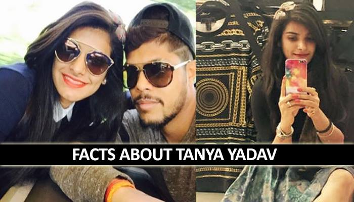 umesh yadav's wife tanya