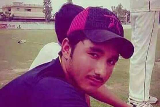Bouncer kills young batsman in Mardan