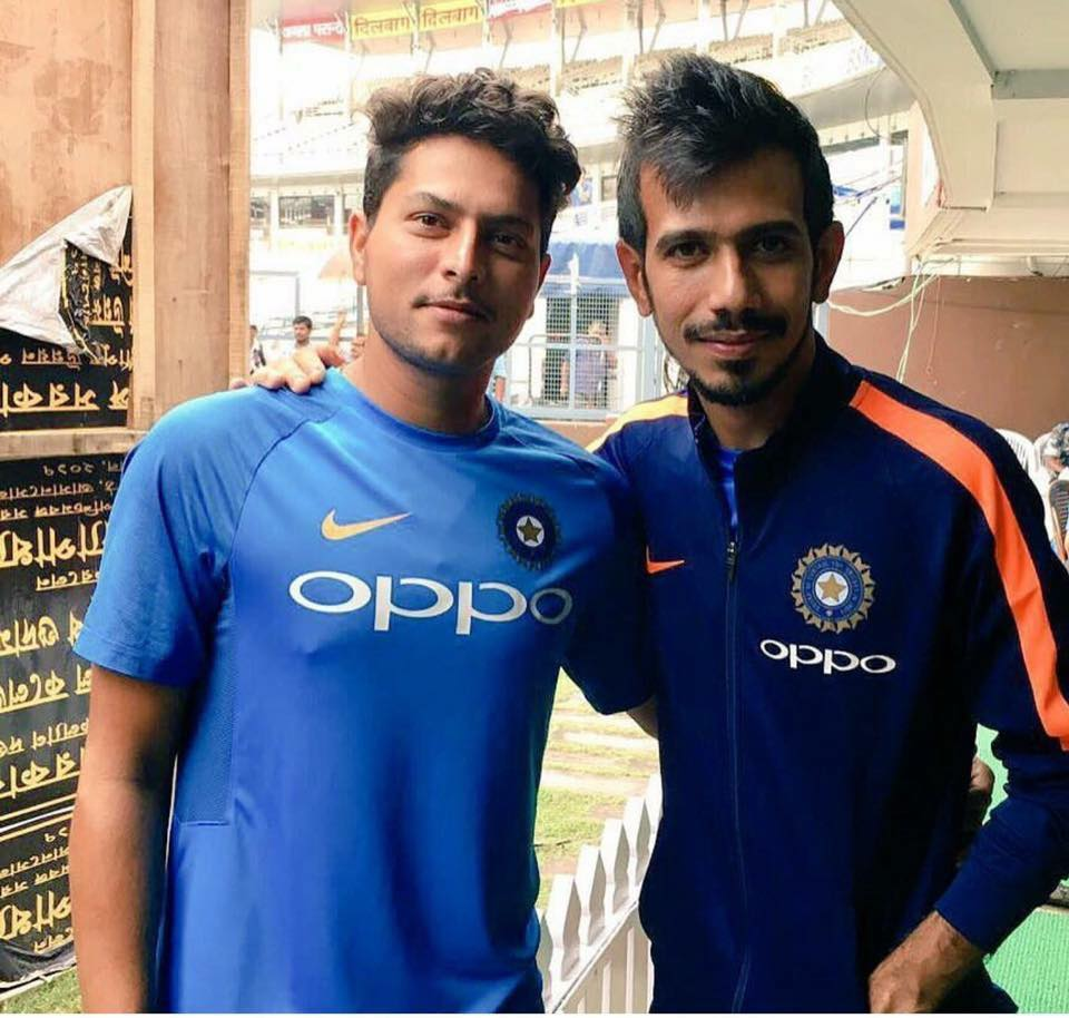 chahal and kuldeep