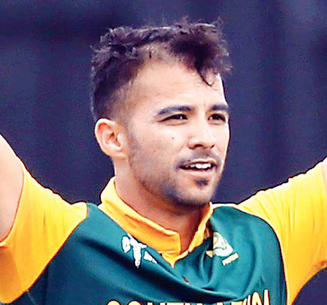 Markram to lead South Africa in absence of du Plessis