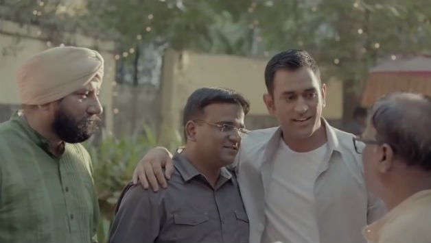 ms dhoni's childhood friends