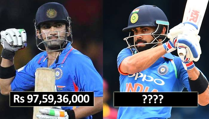 richest indian cricketers
