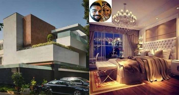 Who Owns Audi >> Virat Kohli And Anushka Sharma's House In Gurgaon Is No ...