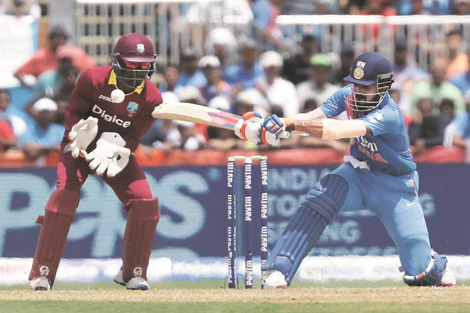 India surge to 2nd spot in T20I rankings post Lanka's drubbing
