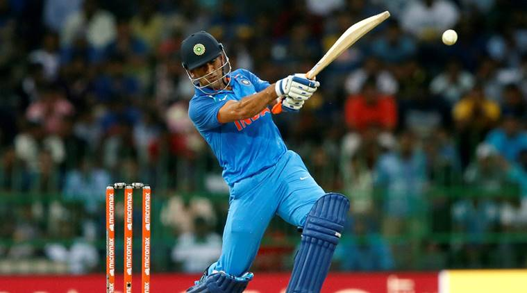 MS Dhoni loses cool in rare on-field incident