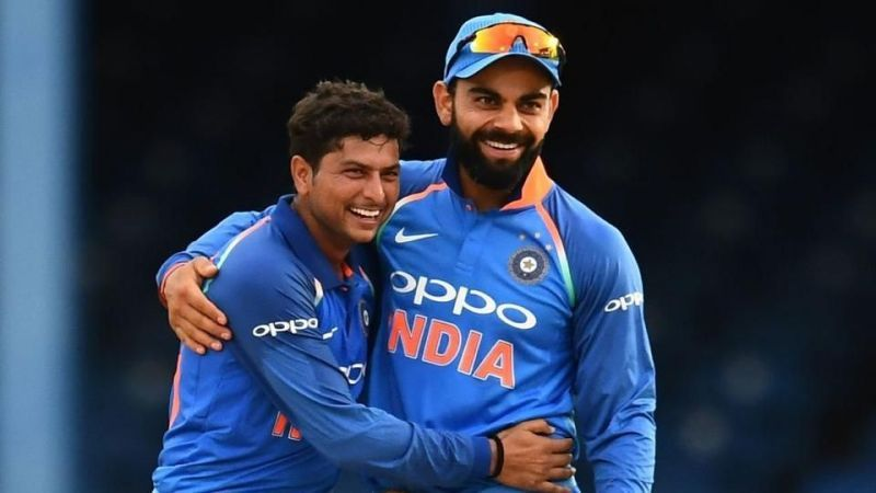 India decimate South Africa after Chahal's five-fer