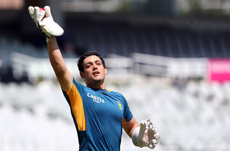 Proteas star De Kock ruled out of India series with wrist injury