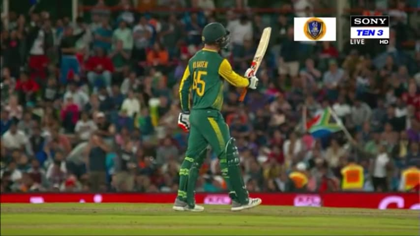Proteas Level Series As Heinrich Klassen, JP Duminy Shine