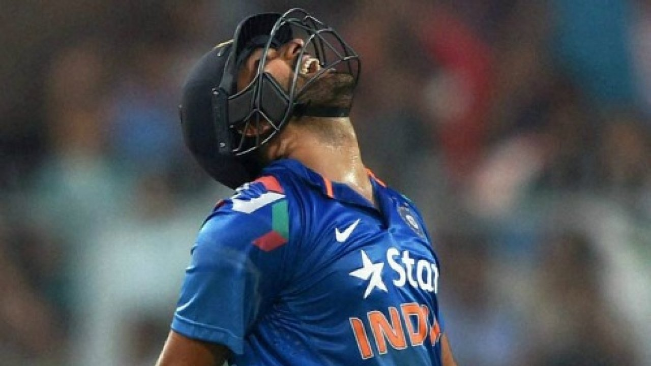 Rohit Sharma Slammed By Twitter For Failing Yet Again In The Series