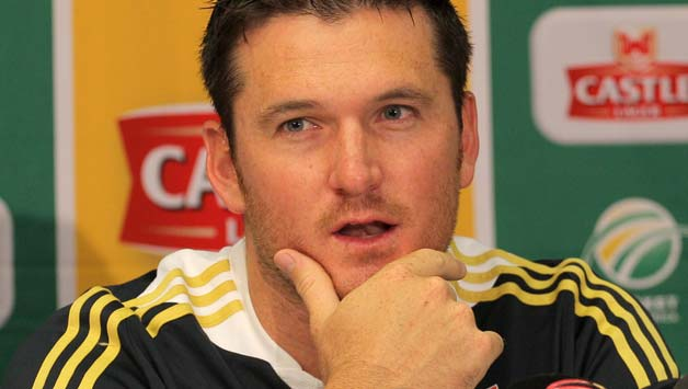 Graeme-Smith-of-the-Proteas-during-the-South-Africa-press-conference-at-Sahara-Park