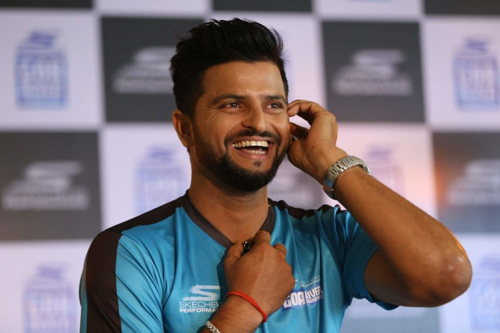 SureshRaina