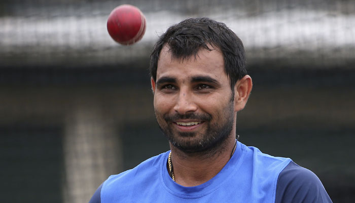 Mohammed Shami was supposed to receive a Grade B contract
