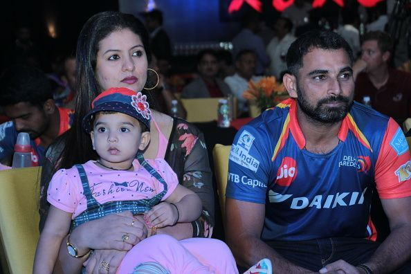 Wife accuses Shami of extra-marital affairs