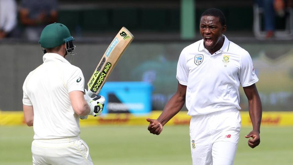 Kagiso Rabada faces suspension for remainder of South Africa-Australia Test series