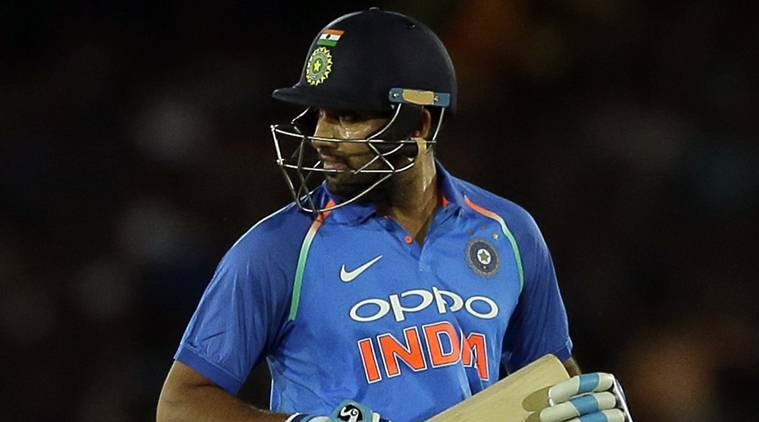Rohit Sharma Run Out Video Today