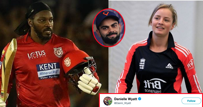 Image result for danielle wyatt with gayle