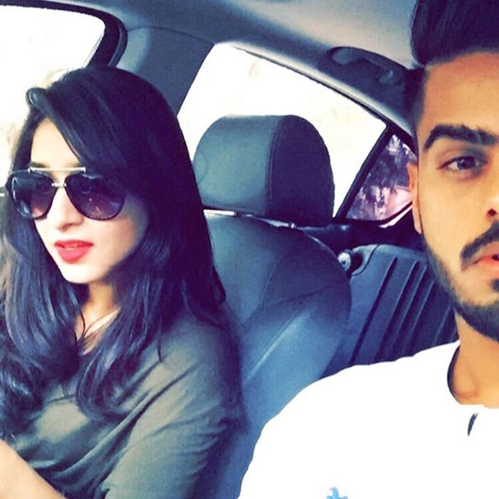 Ipl 2018 Nitish Rana Is In A Relationship With This Beautiful Girl
