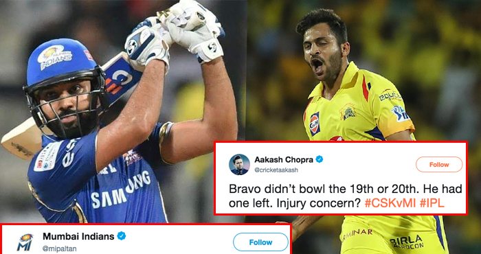 Twitterati Are Going Crazy Over Rohit Sharma And Trolling Shardul Thakur