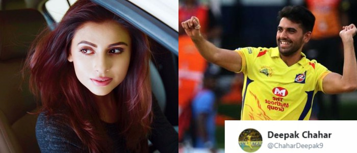 Deepak Chaha Hilariously Trolls His Sister After Watching Her Play In The Nets