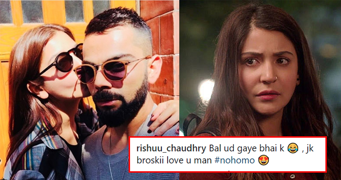 People Are Hilariously Trolling Virat Kohli For His New Hairstyle