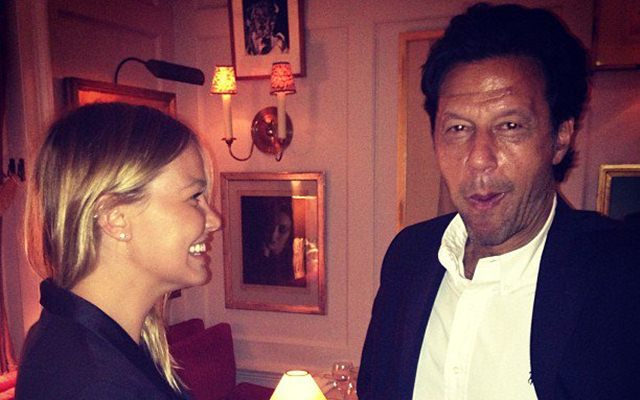 Imran-Khan-and-Lara-Bingle