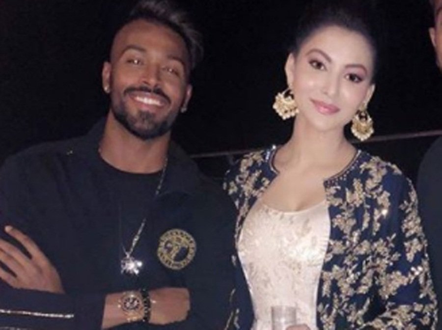Urvashi Rautela opens up on her rumored relationship with Hardik Pandya