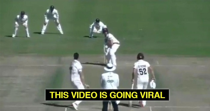 Bowler Video Going Viral