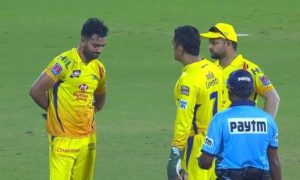 ipl 2020 auction ms dhoni angry