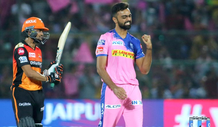 Twitterati Are Trolling Rajasthan Royals For Picking Jaydev Unadkat Once  Again For INR 3 Crores