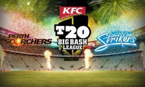 Perth Scorchers vs Adelaide Strikers