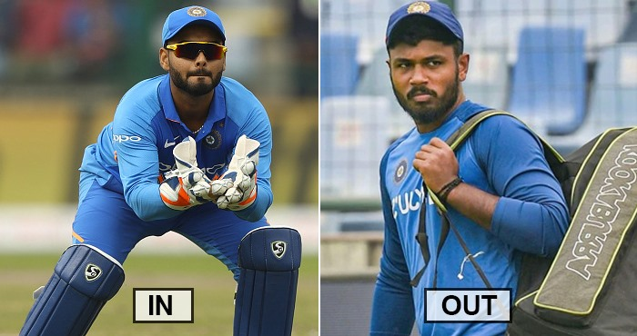 BCCI Has Announced India's Squad For The T20I Series Against New Zealand