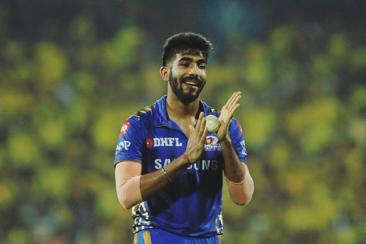 Jasprit Bumrah Trolled RCB With A Hilarious Comment On Their New Logo