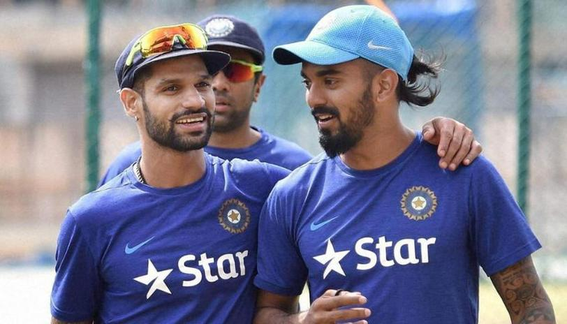 Shikhar Dhawan Won The Internet With His Instagram Story For KL Rahul