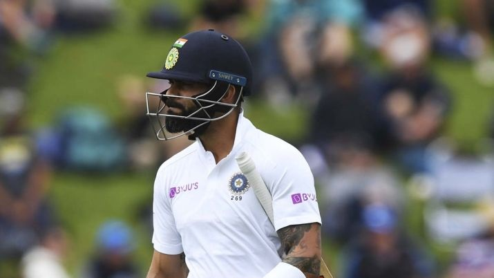 Twitterati Are Trolling Virat Kohli After His Poor Show In First Test  Against New Zealand