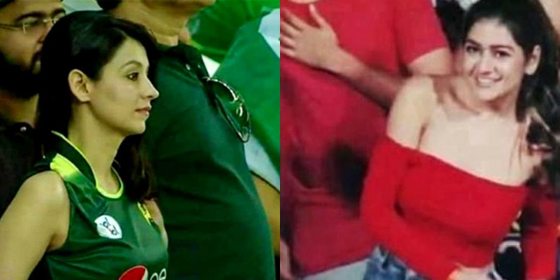 8 Most Beautiful Cricket Fans Who Went Viral After Appearing On Television