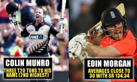 ICC T20 Player Of The Decade