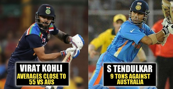 Fastest 2000 runs against Australia